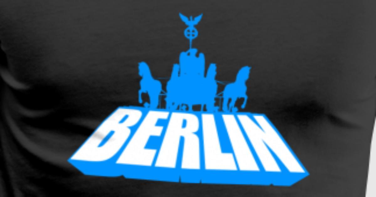 Berlin Quadriga 3D capital Germany by bjoernsydow ...