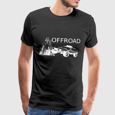 OFFROAD - Men's Premium T-Shirt