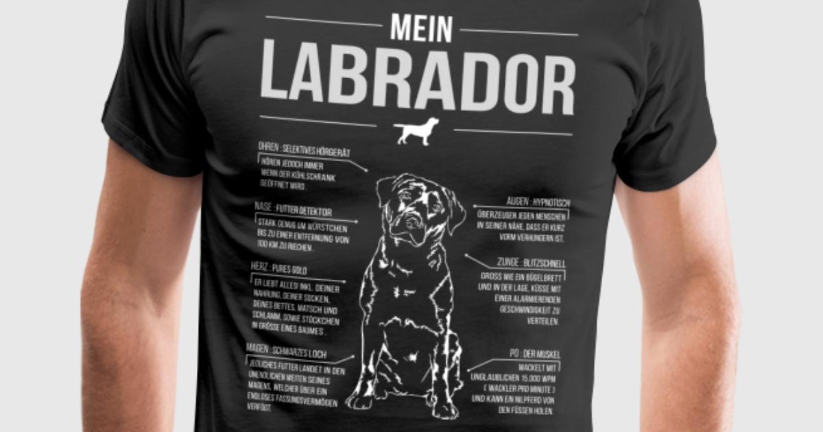 ANATOMÍA DE LABRADOR por Wilsigns Graphics | Spreadshirt
