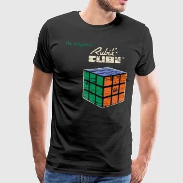 Rubiks Cube Rubik's Cube The Original - Men's Premium T-Shirt