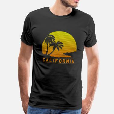 California Dreaming California - Men's Premium T-Shirt