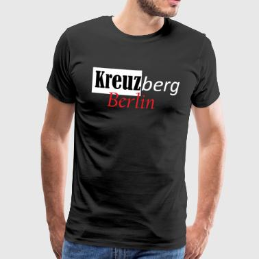 Kreuzberg Berlin - Men's Premium T-Shirt