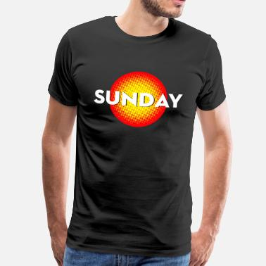 Monday Tuesday Wednesday Thursday 7 Tage Woche / So - Männer Premium T-Shirt