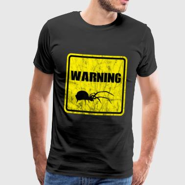 Halloween Spiders - Männer Premium T-Shirt