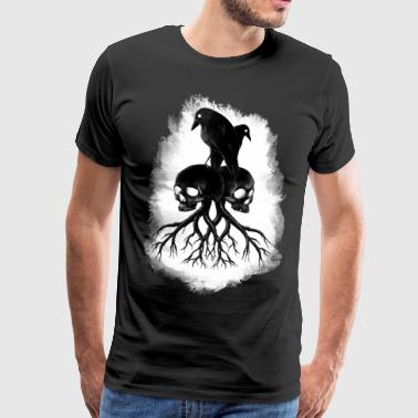 Collections Ravenskull - Men's Premium T-Shirt