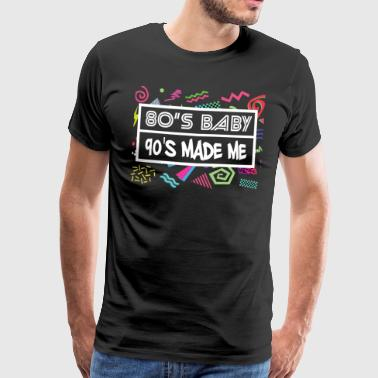 Baby's 90's's Made's - T-shirt Premium Homme