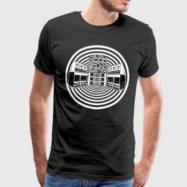 THE ONLY GOOD SYSTEM IS A SOUNDSYSTEM - Männer Premium T-Shirt