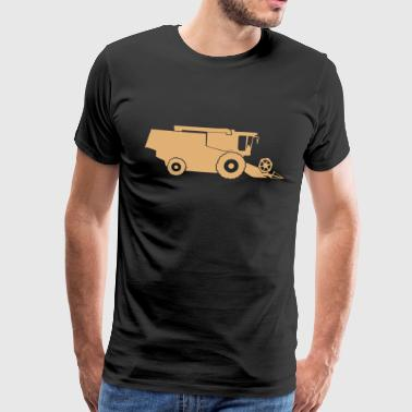 Harvest Harvester - Men's Premium T-Shirt