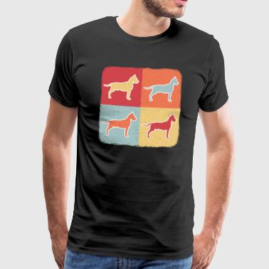 Pinscher Great Dane Great Dane Gift - Herre premium T-shirt