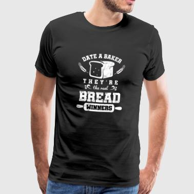 The Real Bread Winners - Mannen Premium T-shirt