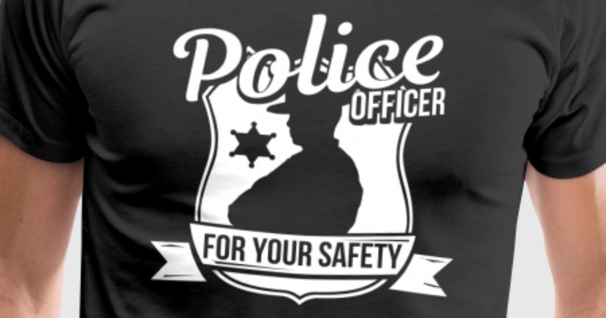 Polizist - Polizei - Polizeibeamter - Geschenk von sebtheshortguy ...