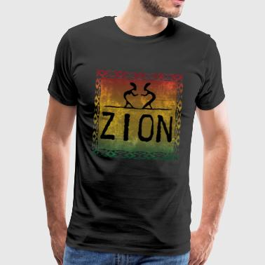 zion dance - Men's Premium T-Shirt