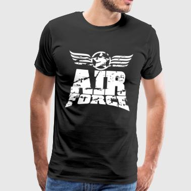air force - Männer Premium T-Shirt