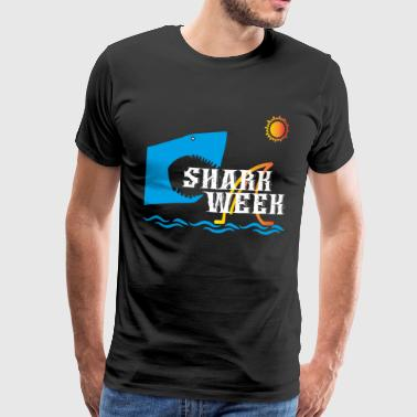 shark week - Männer Premium T-Shirt
