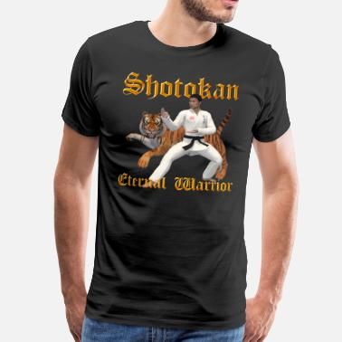 Shotokan Shotokan Warrior - Men's Premium T-Shirt