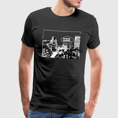 Sex in the city - Men's Premium T-Shirt