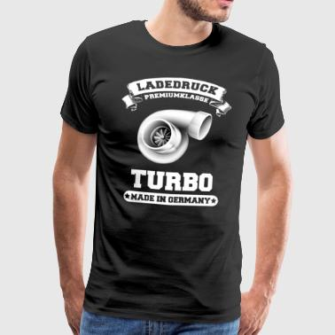 Ladedruck Ladedruck Turbo Made in Germany - Männer Premium T-Shirt