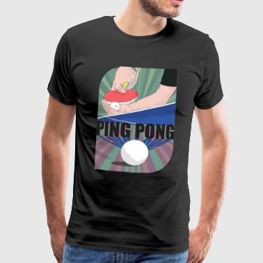 Ping Pong - T-shirt Premium Homme