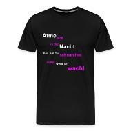 Atemlos   Männer Premium T Shirt