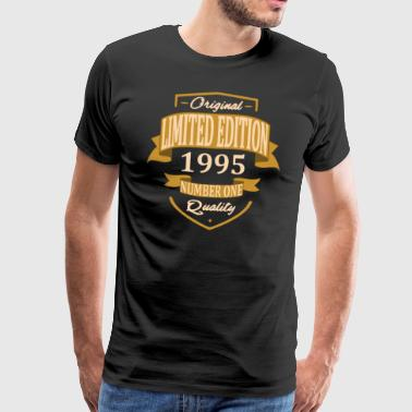 Limited Edition 1995 - T-shirt Premium Homme