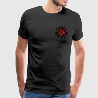 wheel - Men's Premium T-Shirt