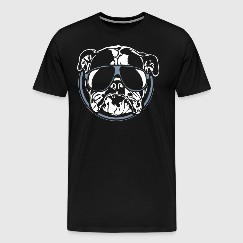 COOL Englische Bulldogge - English Bulldog - Männer Premium T-Shirt