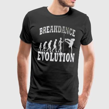 break dance - T-shirt Premium Homme