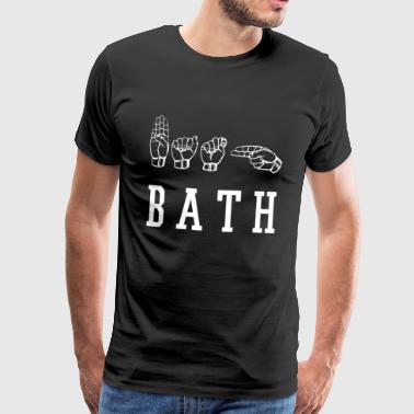 Bath - Men's Premium T-Shirt