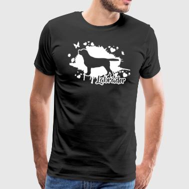 LABRADOR Retriever Wilsigns - T-shirt Premium Homme