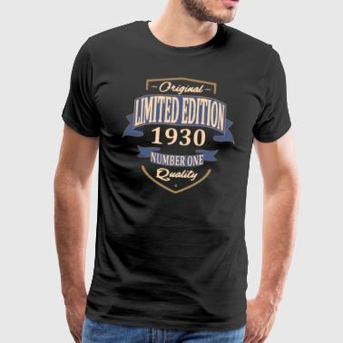 Limited Edition 1930 - T-shirt Premium Homme
