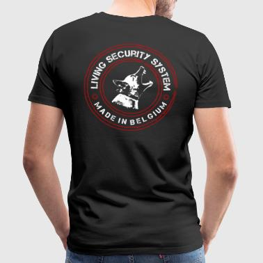 Mali_Security2 - Männer Premium T-Shirt