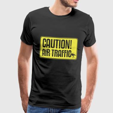 AIR TRAFFIC - Männer Premium T-Shirt