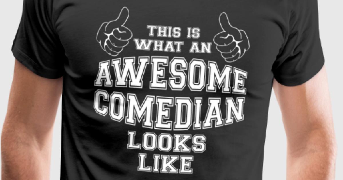 So sieht ein genialer Comedian aus wie Geschenke von SecretGallery ...