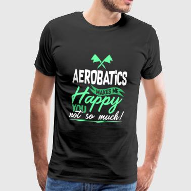 Aerobatic shirt - Men's Premium T-Shirt