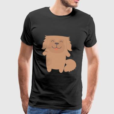 Pekingese Gift Idea - Men's Premium T-Shirt