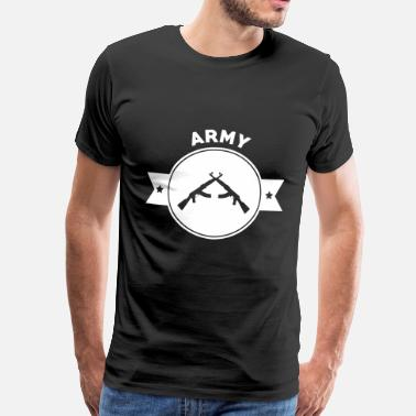 Etc Army Army - Men's Premium T-Shirt