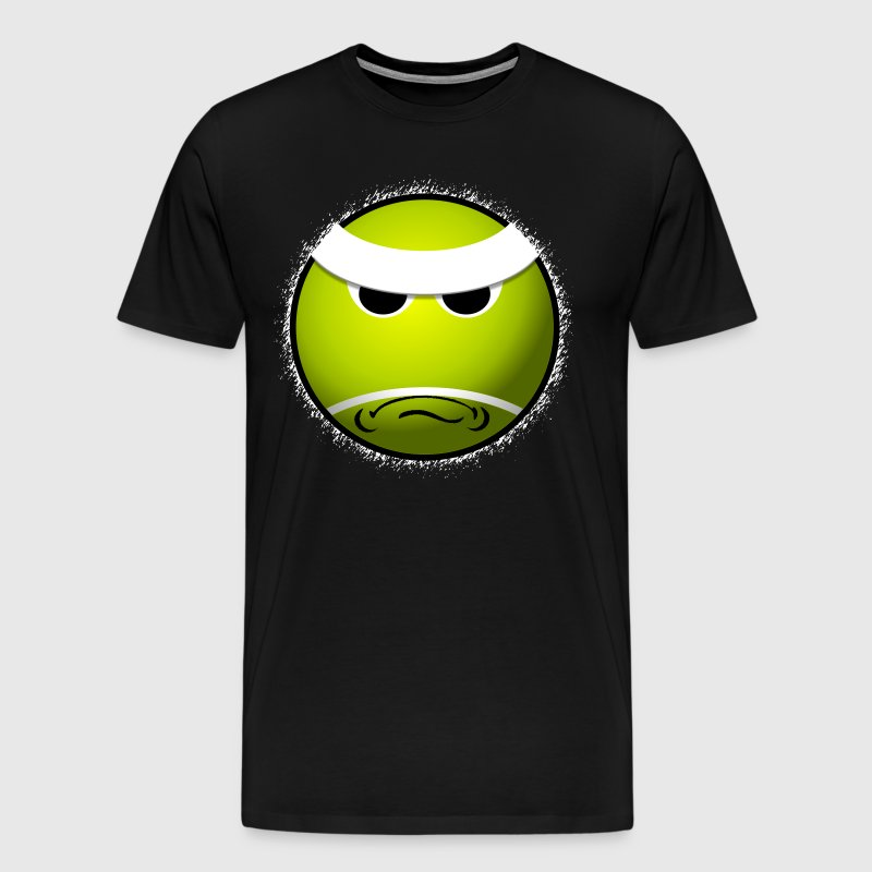 Mad Tennis - Mannen Premium T-shirt