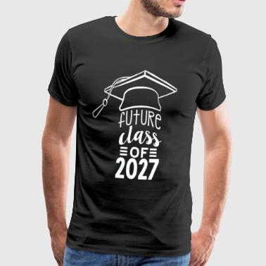 Graduating class vocational school graduation gift 2027 - Men's Premium T-Shirt