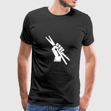 Drumsticks - Men's Premium T-Shirt