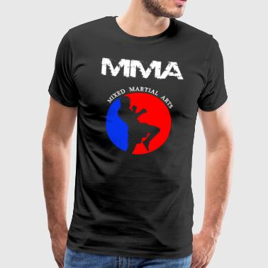 MMA Mixed Martial Arts - Men's Premium T-Shirt