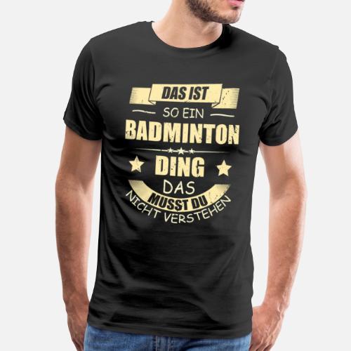 Badminton Sprüche
