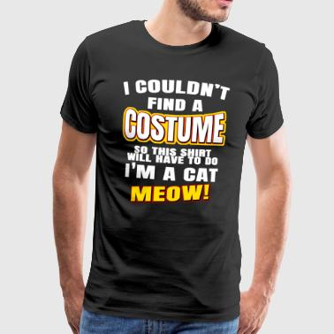 Halloween gift gift idea costume - Men's Premium T-Shirt