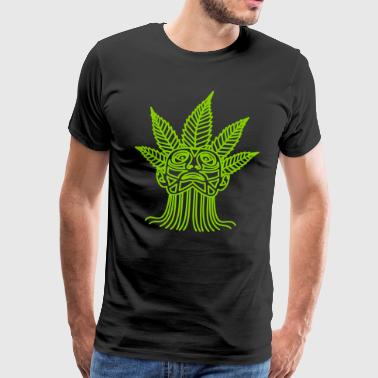 Hemp Maya - Men's Premium T-Shirt