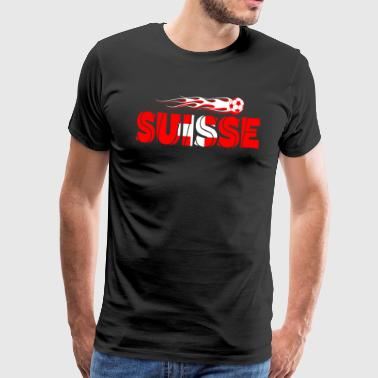 Suiss suisse - Men's Premium T-Shirt