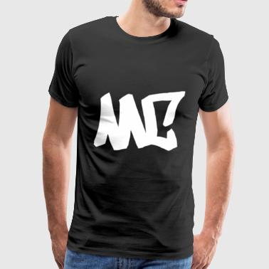 MC - Hip Hop, Rap, Graffiti - Camiseta premium hombre