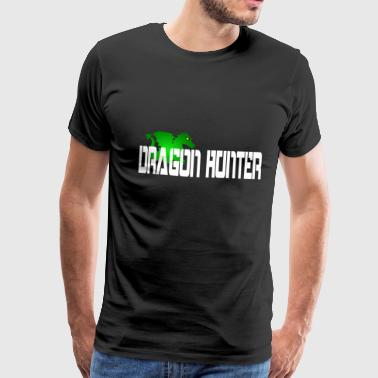 Dragon Hunter - Männer Premium T-Shirt