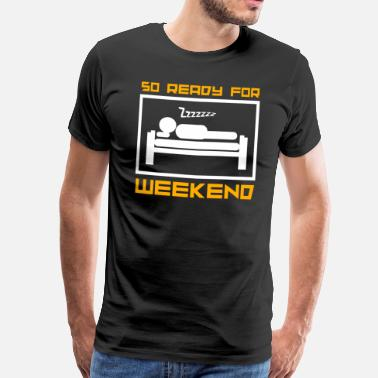 Le Weekend weekend - T-shirt Premium Homme