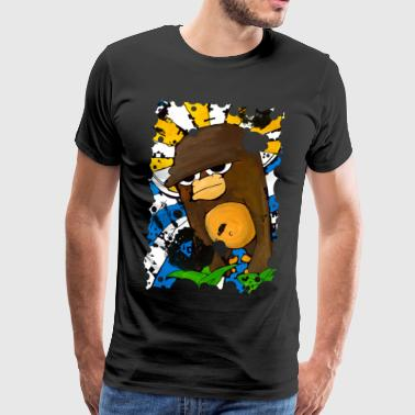 Holy Monkey - Men's Premium T-Shirt