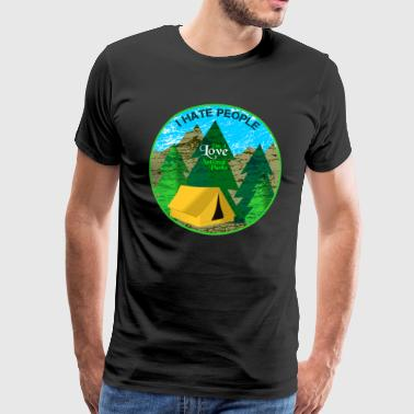 Nationalparks - Männer Premium T-Shirt