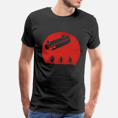 Strange Stranger Things T-Shirts - Men's Premium T-Shirt